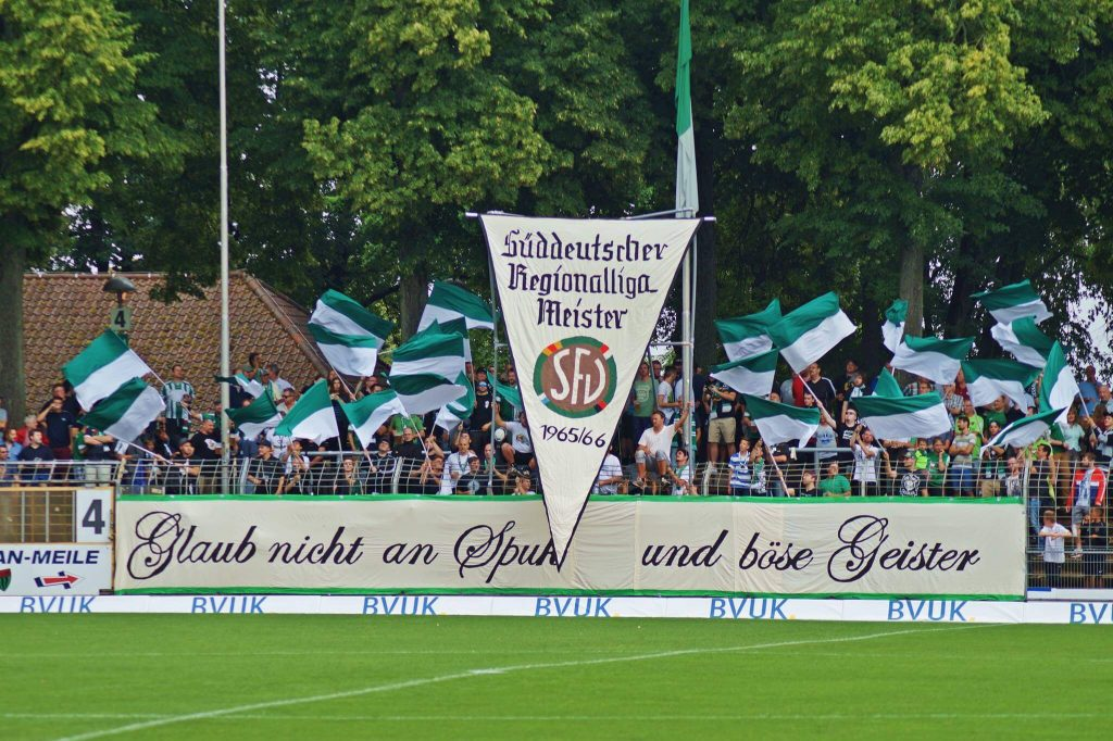FC Schweinfurt Fans