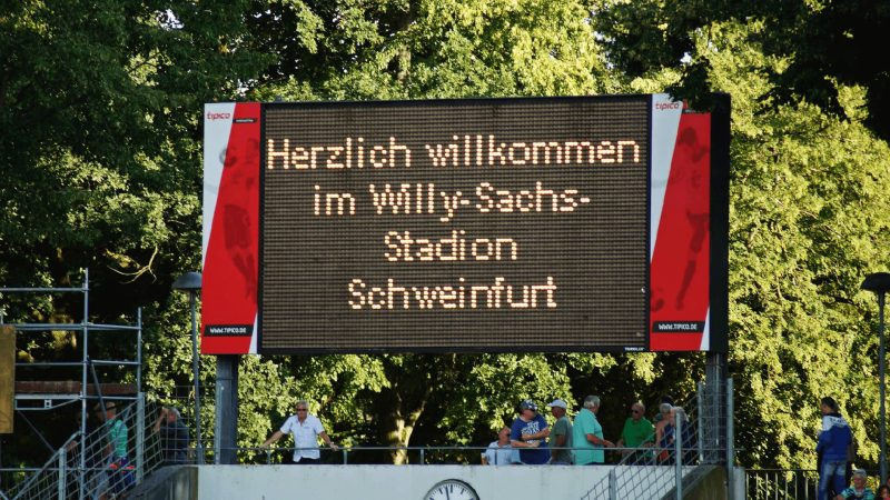 Willy Sachs Stadion