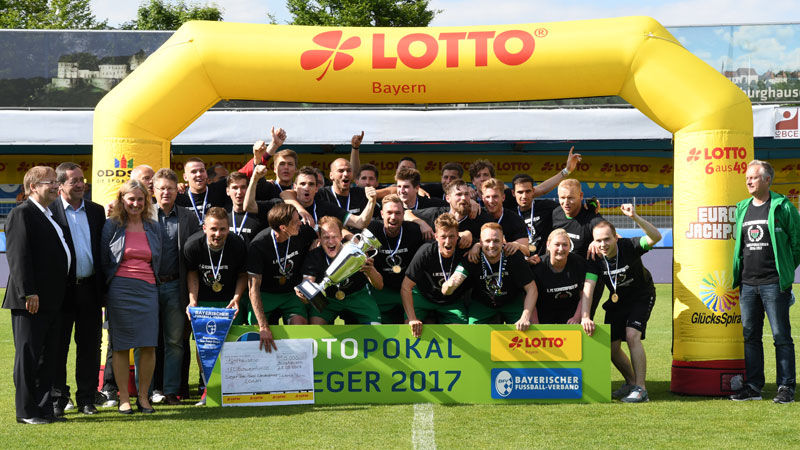 Der FC gewinnt zum ersten Mal den Landespokal